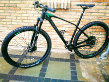 Orbea Alma M30-Eagle Carbon hardtail