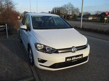 VW Golf 1,6 TDI BMT 40 Years Edition 110HK 5d 6g