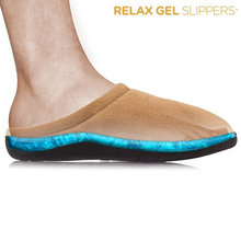 Relax Gele Slippers