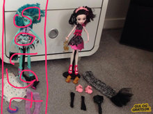 Bratzillaz-monster High  125kr
