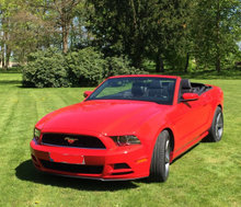 Mustang 3,7 Cabriolet aut.