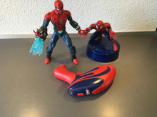 Spiderman figurer