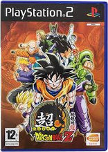 ps2 super dragon ball.z