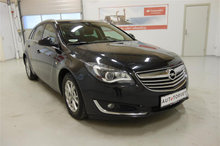 Opel Insignia Sports Tourer 2,0 CDTI Edition Start/Stop 140HK Stc 6g