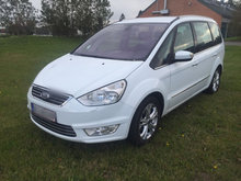 Ford Galaxy 2,0 TDC?s 163. Ghia