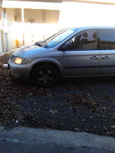 Chrysler Grand Voyager 2,5 CRD