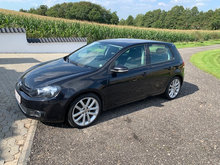 VW Golf VI 2.0 TDI Highline 2009