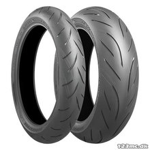 Bridgestone Battlax S21 110/70-17