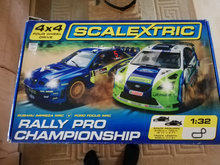 Scalextric Rally Pro Championship 4x4