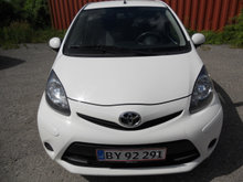toyota aygo 1,0 T2 AIR