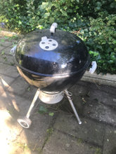 Weber kugle grill