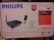 Philips Trådløs router