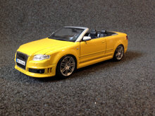 2008 Audi RS4 Cabriolet -  1:18