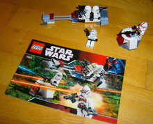 Lego STAR WARS # 7655: Clone Troopers