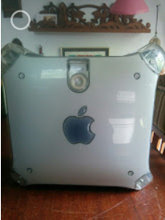 PowerMac OS X, model 3,1