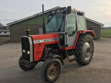 Massey Ferguson 675 speedshift