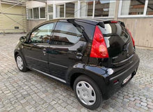 Peugeot 107 1.4 hdi bytte