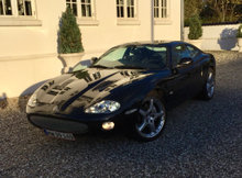 XKR100 limited edition, kun bygget 500
