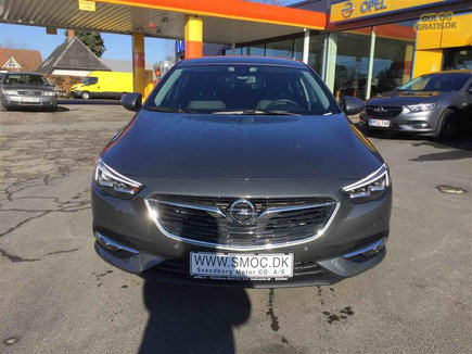Opel Insignia Grand Sport 1,5 Turbo INNOVATION Start/Stop 165HK 5d 6g Aut., billede 1
