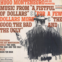 Hugo Montenegro -  Music From A Fistfull