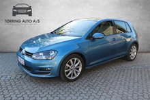 VW Golf 1,4 TSI BMT Highline DSG 122HK 5d 7g Aut.