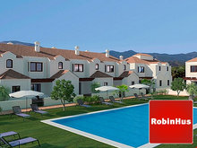 All houses in Pueblo La Noria are classified as Detached or Semi-Detached properties