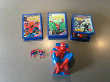 Spiderman playsets