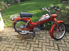 Puch ms super årg 1979