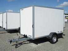 WM MEYER Cargo trailer AZ 1330/151 S30