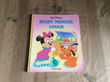 Baby Minnie leger