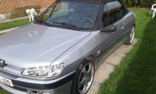 Cabriolet, Peugeot 306 Nysynet 2019