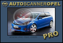 Airbag -SRS SW modul nr 2 for OpelScan Pro
