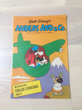 Anders And & Co. nr. 45 - 11. nov. 1969