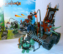 Lego CASTLE # 7038: Troll Assault Wagon