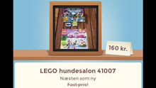 Hundesalon Lego friends