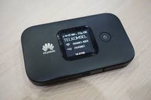 Ny HUAWEI Mobil Router E5577