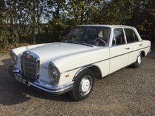 MercedesW108250S1967Sælges/Byttes