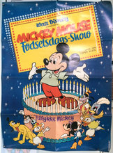 Mickey Mouse Fødselsdags-Show