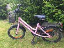 16' Winther pigecykel
