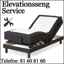 Service & Support på Elevationsseng