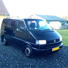 Nysynet Vw caravelle 10pers bus