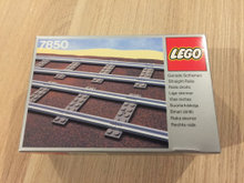 Lego Tog 7850 Straight Rails 4,5V