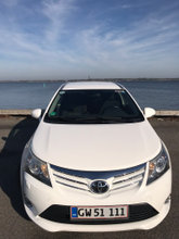 Toyota Avensis T2 Touch St.
