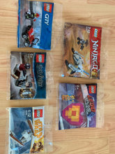 Ninjago, Movie, Star wars, HP, City
