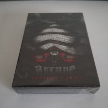 Playing Cards : RED Arcane - Limited Ed.