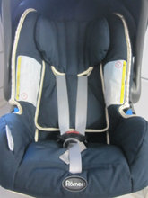 Rømer Baby-Safe plus med ISOFIX Base