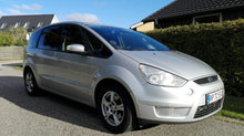 Ford S max, 7 pers, 2.0 D,Stor navi