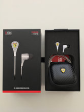 Høretelefoner Ferrari in ear