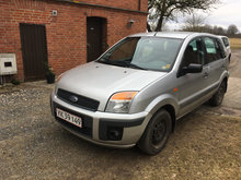 Ford fusion 1,4 Tdci 1-ejer