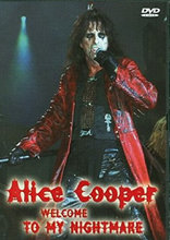 ALICE COOPER ; Welcome to my nightmare
